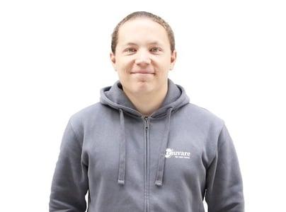 Ari-Matias Angeria toimii Trviuarella nykyisin ICT-palvelukoordinaattorina