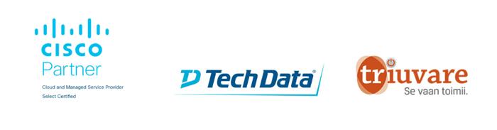 Tämä webinaari toteutetaan yhteistyössä Ciscon ja TechDatan kanssa