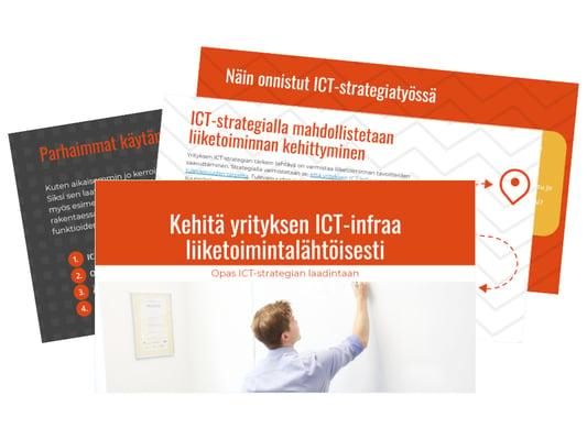 Opas ICT-strategian laadintaan